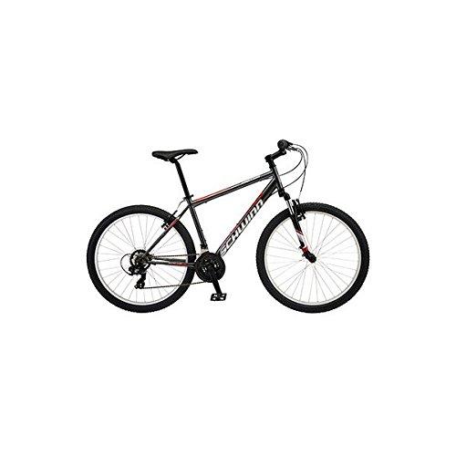 シュウィン(SCHWINN) マウンテンバイク SCW FRONTIER XS チャコール 2018 Mサイズ B0784JJ2VZ