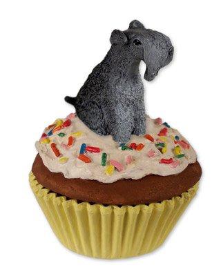Conversation Concepts Kerry Blue Terrier Pupcake Trinket Box (Set of -