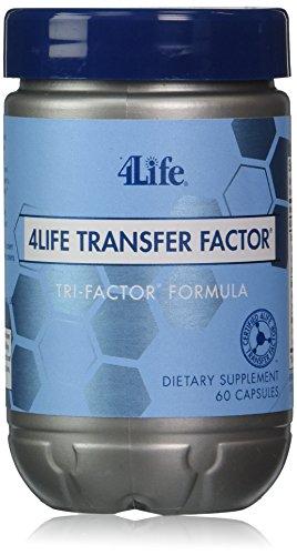 4Life Transfer Factor Tri-Factor Formula - 60 capsules (Factores De Transferencia)