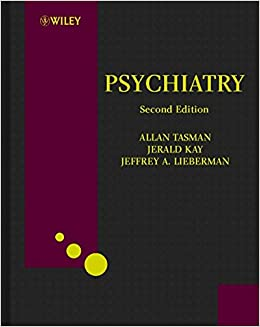 Book Psychiatry (Psychiatry (Tasman))