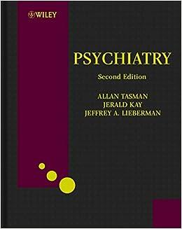 Psychiatry (Psychiatry (Tasman))