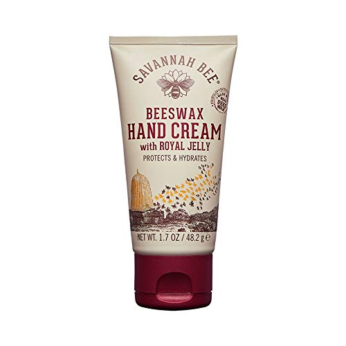 Savannah Bee Company Beeswax Hand Cream , 1.7-Ounce Tube