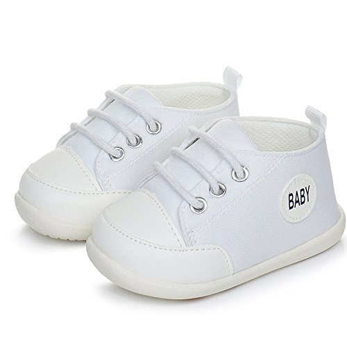 Pictures of Demonda Baby Canvas Casual Sneaker Lace Up 7