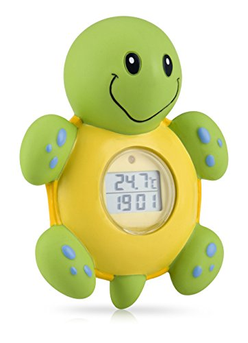 Nuby Bath Clock Thermometer Styles