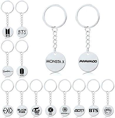 Amazon.com : Youyouchard Unisex Kpop BTS Seventeen GOT7 ...