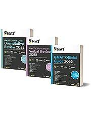 GMAT Official Guide 2022 Bundle: Books + Online Question Bank