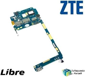 Placa Base Motherboard ZTE Blade L3 8 GB Libre Original: Amazon.es: Electrónica