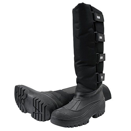 Thermostiefel Standard - negro