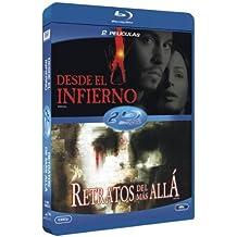 Desde El Infierno + Retratos Del Mas Alla (Blu-Ray) (Import Movie) (European Format - Zone B2) (2012) Depp,Joh