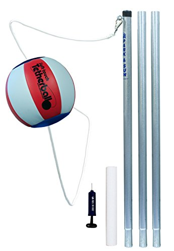 Park and Sun Classic Tetherball Set - Americana