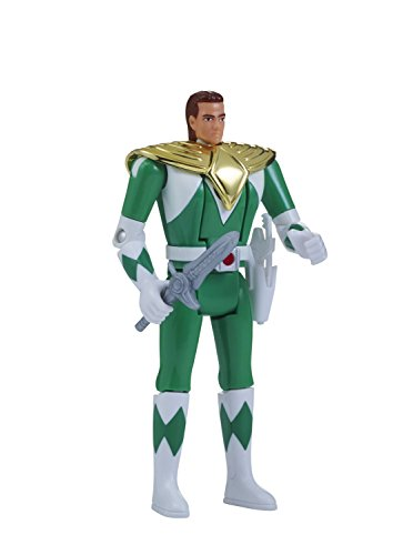 Power Rangers Auto Mighty Morphin Action Figure, Tommy