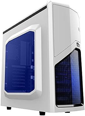 Talius Drakko - caja gaming ATX, USB 3.0, USB 2.0, ventilador 12cm ...