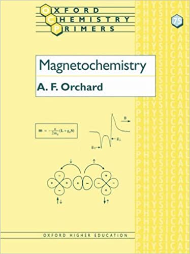 Magnetochemistry: 75 (Oxford Chemistry Primers)