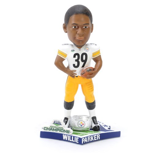 PITTSBURGH STEELERS WILLIE PARKER #39 SUPER BOWL