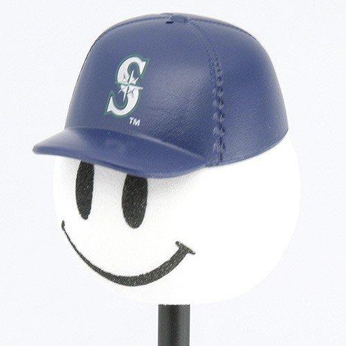 [해외]MLB 시애틀 매리너스 야구 모자 안테나 토퍼/MLB Seattle Mariners Baseball Cap Antenna Topper