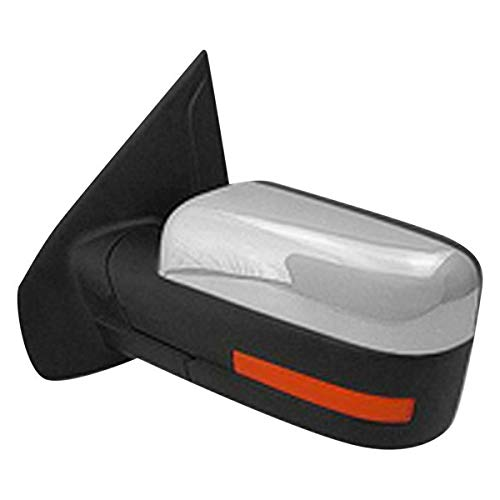 Value Driver Side Power View Mirror (Heated, Foldaway) OE Quality Replacement