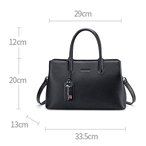 Of Ms Shoulder And Handbag Leather Stylish Messenger First The Simple JIUTE Layer Bag Shoulder Messenger xvOdIq