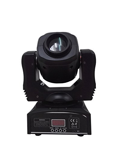 RGBW 60W 4IN1 LED Spot GOBO Beam Moving Head Light Dmx Stage Light for Disco Dj Party Wedding Led Light