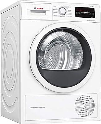 Bosch Serie 6 WTW85462 - Secadora (Independiente, Carga frontal ...