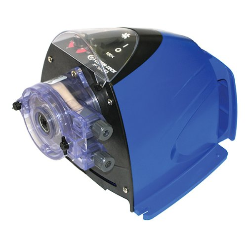Fixed Speed Peristaltic Pump, 80 GPD (12.6 LPH), 25 PSI (1.7 BAR), 230 VAC, 60Hz