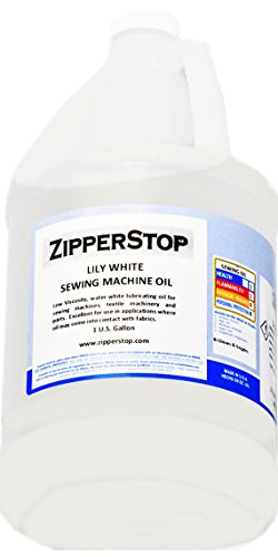 Sewing Machine Oil ~ Lily White ~ 1 U.S. - White Sewing Machines
