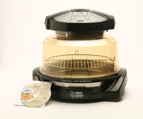 Nuwave Oven Elite Model #20552, Black (1)