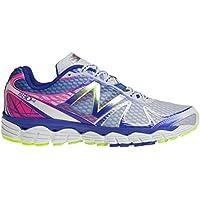 New Balance Womens Running 880v4 Shoes (White)