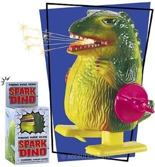 Wind up Spark Dino toy