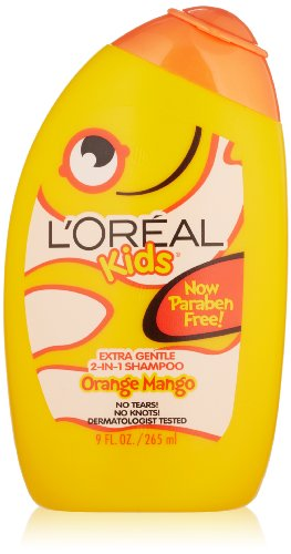 LOreal Orange Mango Smoothie Shampoo