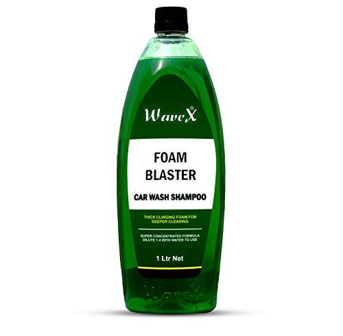 WaveX FW1K Foam Wash Car Shampoo Concentrate (1 L)
