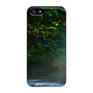 New AngelaMs Super Strong Lover Park Tpu Case Cover For Iphone 5/5s