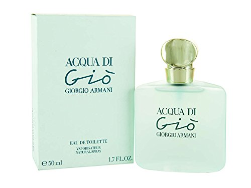 Giorgio armani womens acqua di gio eau de toilette spray 17 fl oz