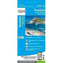 Toulon / Le Gros Cerveau / Mont Faron 2017