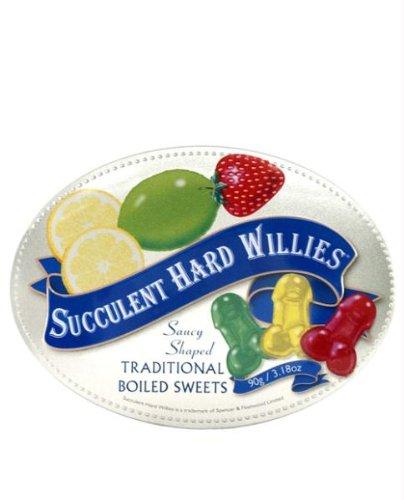 Succulent Hard Willies Pecker Candy