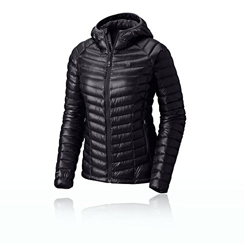 Mountain Hardwear Ghost Whisperer Down Hooded Jacket - Women's, Black 099, ()