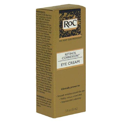 RoC Rétinol Correxion Crème pour les yeux, 0,5 onces Tube