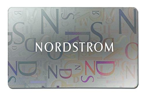 Nordstrom Gift Card $100 - Gift E For Cards Men