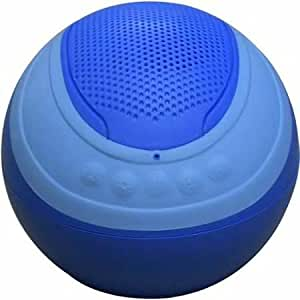 Blackweb ATLANTIS Bluetooth Floating Speaker, Blue