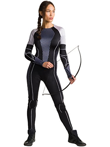 Rubie's Women's The Hunger Games Katniss Costume, Multi, -