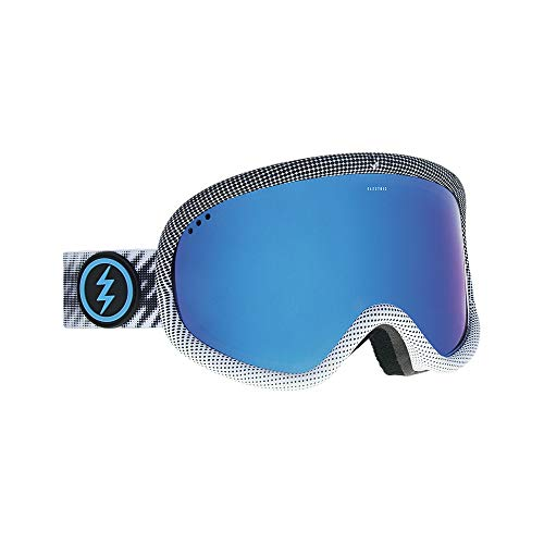Electric Charger XL Ski Goggles, Mist/Brose/Blue Chrome ()