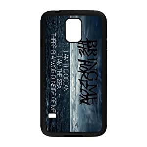 Bring Me The Horizon Durable TPU Custom Snap On Case For Samsung Galaxy S5 i9600 by mcsharks