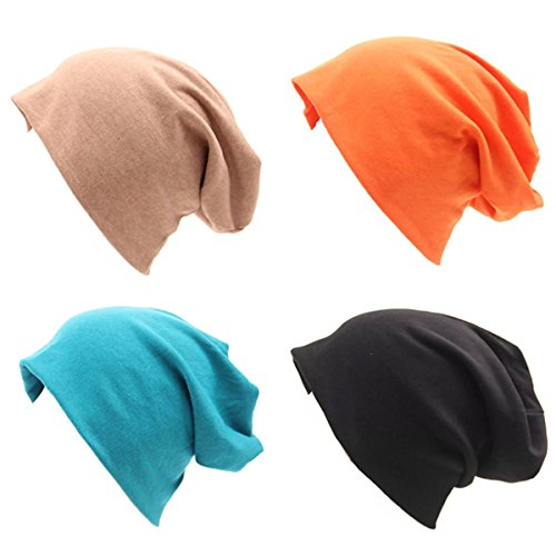 Ladies Lightweight Knit Beanie - 4