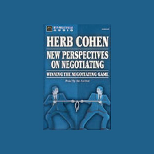 Bargain Audio Book - New Perspectives on Negotiating