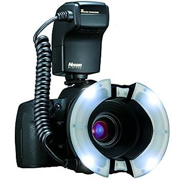 Nissin Macro Ring Flash MF 18 for Canon