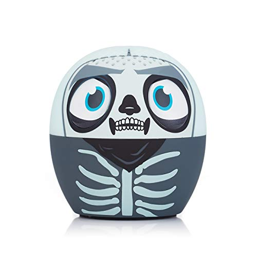 Bitty Boomers Fortnite Skull Trooper Portable Bluetooth Speaker - Insanely Loud - Sync 2 Mini Wireless Speakers Together - Mix and Match Our 8 Exclusive Licensed Fortnite Speakers