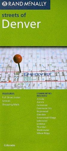 Download Rand Mcnally Denver Co (Rand McNally Streets Of...) ebook