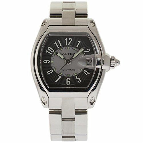 Cartier Roadster swiss-automatic mens Watch W62001V3 (Certified Pre-owned)