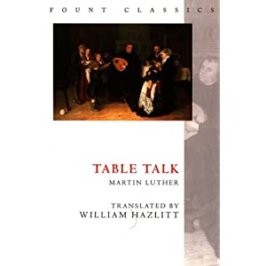 Table Talk (Fount Classics Series)