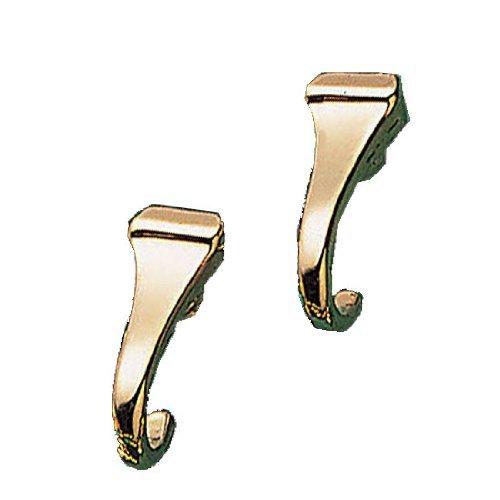 Horseshoe Nail Earrings - 4