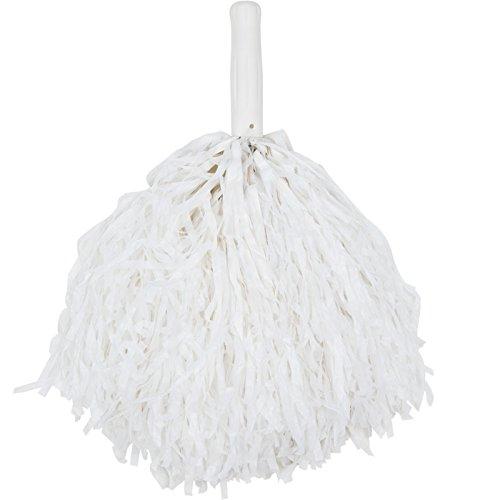 White Pom Poms (1 dz) (White Pom Poms)